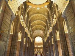 The spectacular interior